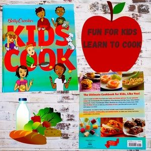 Betty Crocker Kids Cook